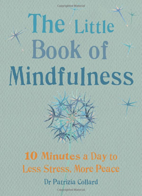 The Little Book of Mindfulness by Dr Patrizia Collard #1 Best Seller in Spirituality amazon.co.uk